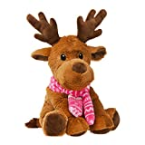 Peluche bouillotte Elan Hiver - Made in France