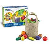 Learning Resources Sac de Fruits/Légumes New Sprouts