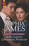 Miss Lottie's Christmas Protector (Secrets of a Victorian Household Book 1) (English Edition)