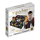 Winning Moves - 033343- Harry Potter Trivial Pursuit - Version anglaise