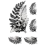 Ellie Tattoo Sticker Waterproof Body Stickers Props Butterfly Last of US 2 Temporary Tattoos Cosplay Prop