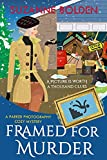 Framed for Murder: A Parker Photography Cozy Mystery (English Edition)