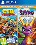 Crash Team Racing Nitro Fueled & Spyro Reignited Trilogy Double Pack PS4 Game