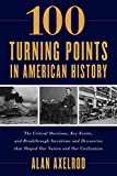 100 Turning Points in American History (English Edition)