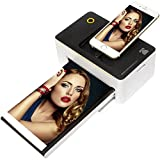 Kodak Photo Printer Dock with Wi-Fi 9 x 14 cm. Extended Sublimation Ink Printing Technology with Photo Preserve Layer, Compatible with Android and iOS Adapter