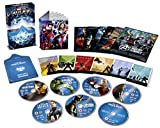 Marvel Studios Cinematic Collection Phase 1 [Blu-Ray] [Import]