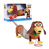 Toy Story 4 Dog Toy Story Chien Slinky, 03210, Multicolore, 26.7 x 11.4 x 18.4 cm