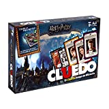 Winning Moves Cluedo Harry Potter 40X26-+9 ans, multicolore, sans taille-crayon (ELEVEN FORCE 82288) - Espagnol