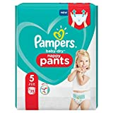 Pampers Baby-Dry Pants Couche-Culotte