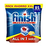 Finish Powerball All in One Max Citron - 85 Tablettes Lave-Vaisselle [espagnol]