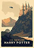 Instabuy Posters Harry Potter Vintage - A3 (42x30 cm)