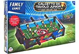Familly games- Jeu du Baby-Foot sur Table, Globo-36608, Multicolore