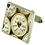 Select Gifts Biscuit Coeur Jammie manchette avec pochette