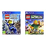 LEGO City Undercover (PS4) & Lego Worlds pour PS4