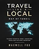 Travel Like a Local - Map of Tandil: The Most Essential Tandil (Argentina) Travel Map for Every Adventure