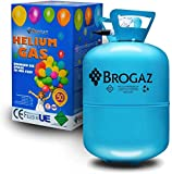 Helium Canister pour 50 ballons Helion Gas Cylinder (99,99% Helio)