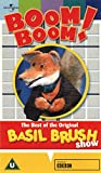 Boom Boom! The Best of the Original Basil Brush Show [VHS] [Import anglais]