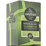 Isautier Blanc Traditionnel 49° - Cubi BIB Bag-In-Box 10 litres