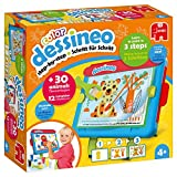 Jumbo Dessineo-Learn to Paint Chevalet 18630
