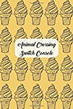animal crossing switch console: Dotted 110 page notebook