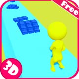 Jogging and Stairways 3D