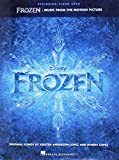 Frozen (Reine Des Neige) Music From The Motion Picture Soundtrack Beginning Solo Piano Songbook