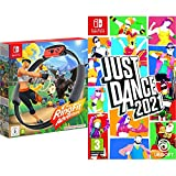 Ring Fit Adventure + Just Dance 2021