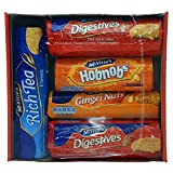 McVities Everyday Selection Biscuits - 1 x 5 paquets